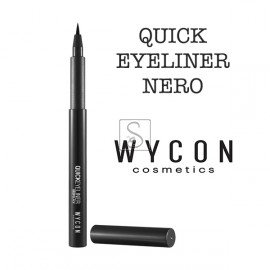 Quick Eyeliner - Carbon Black - Wycon