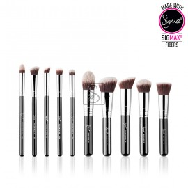 Sigmax® Essential Kit 10 Brushes - Sigma Beauty