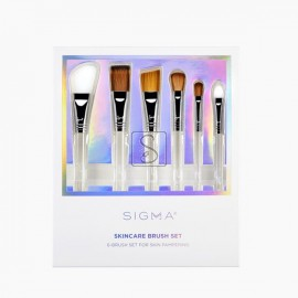 Skincare Brush Set - Sigma Beauty