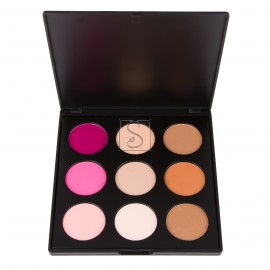 Sleek Silhouette Palette - PL-017 - Coastal scents