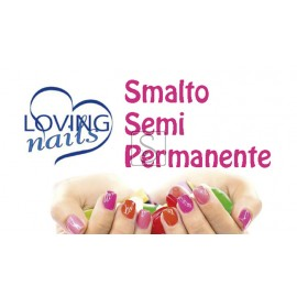 Smalto semi permanente - Loving Nails