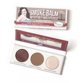 Smoke Balm 4 palette the Balm Cosmetics