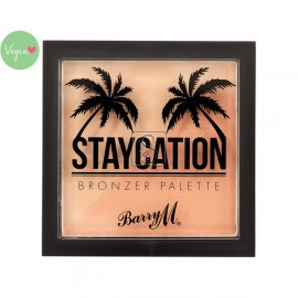 Staycation Bronzer Palette - Barry M