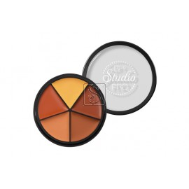 Studio Pro Perfecting Concealer - Medium/Dark - BH Cosmetics
