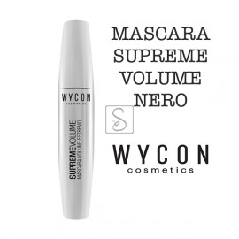 Mascara Supreme Volume - Nero - Wycon