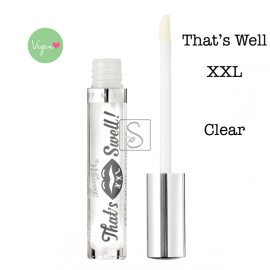 That's Well XXL Extreme Lip Plumper - Clear - Vegan