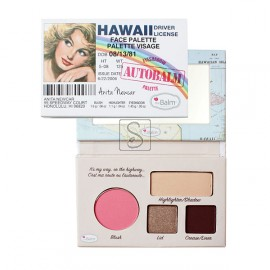 Autobalm - Hawaii the Balm cosmetics