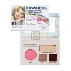 Autobalm - Hawaii the Balm cosmetics