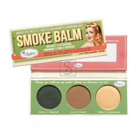 Smoke Balm 2 palette the Balm Cosmetics