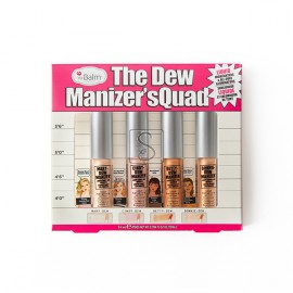 The Dew Manizers Quad Set - the Balm cosmetics