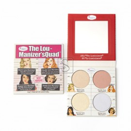 The Lou Manizers Quad Set - the Balm cosmetics