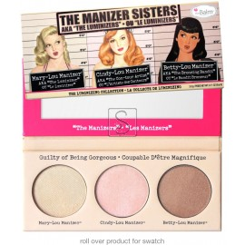 TheManizer Sisters - The Balm Cosmetics