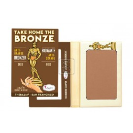 Take Home The Bronze® Anti-Orange Bronzer - Greg - The Balm Cosmetics