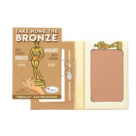 Take Home The Bronze® Anti-Orange Bronzer - Oliver - The Balm Cosmetics