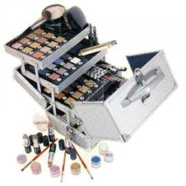 Valigia trucco in alluminio CIN.854/C - Cinecittà makeup