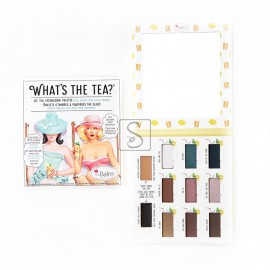 What's the Tea® - Ice Tea - Eyeshadow and Primer Palette - the Balm cosmetics