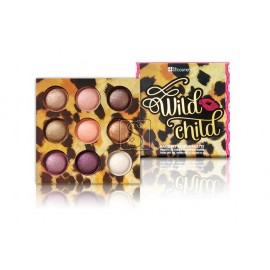 Wild Child Baked Eyeshadow Palette - BH Cosmetics