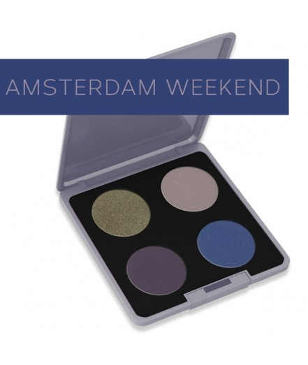 Amsterdam weekend palette pa amsterdam neve cosmetics for Weekend a amsterdam offerte