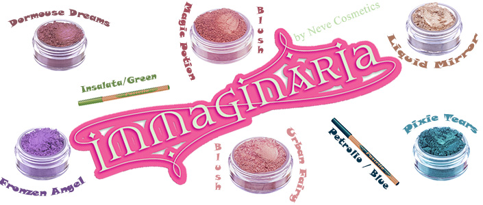 Immaginaria Makeup Collection - Neve Cosmetics
