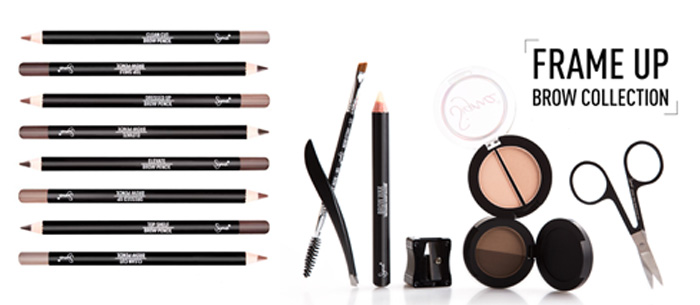Frame Brow Collection Sigma Beauty
