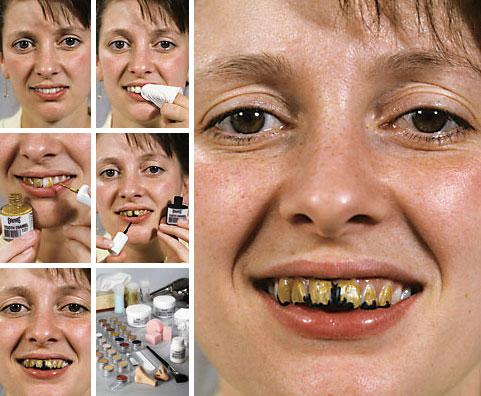Applicazione Tooth Enamel Grimas