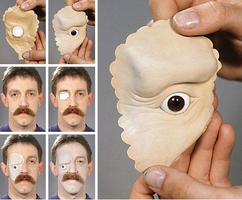 Applicazione Artificial Eye Grimas