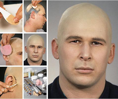 Applicazione Baldcalp Grimas